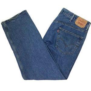 Levi's 550 Men's Jeans  W40 X L31 Blue